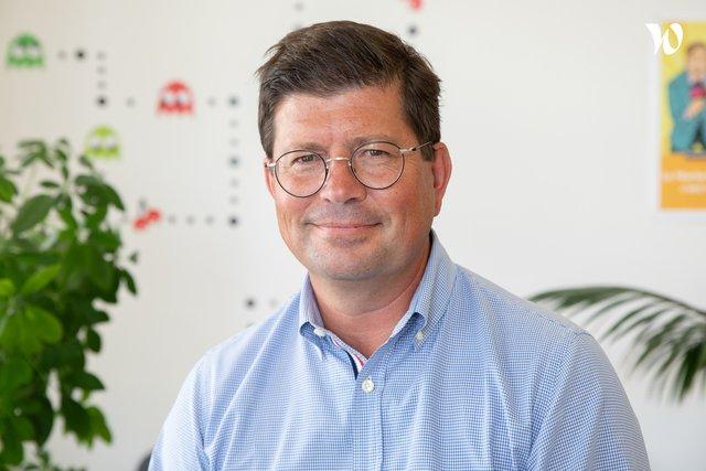 Rencontrez Stéphane, Directeur Général - QUINTESS