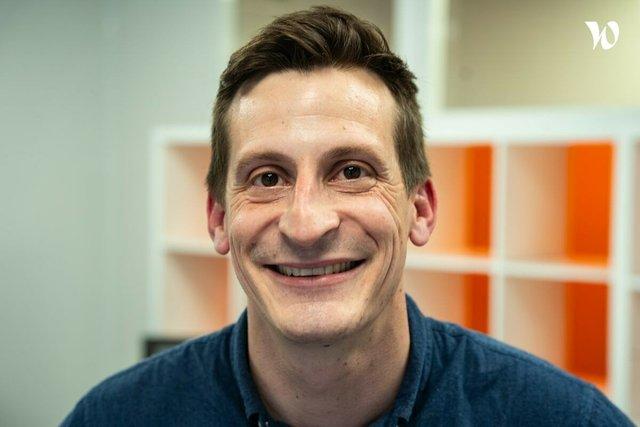 Rencontrez Julien, Sales Manager - Imop