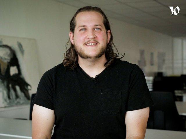 Rencontrez Maxime, Consultant en Génie Civil et Ouvrage d'art - Study Technologies