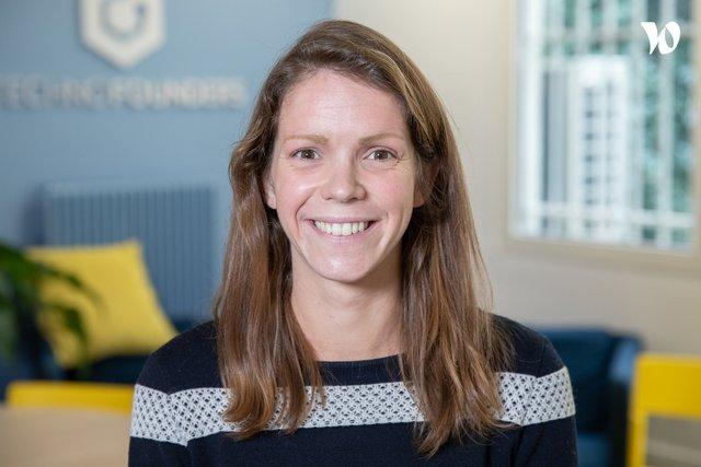 Rencontrez Clémence, Talent Acquisition Manager - Technofounders