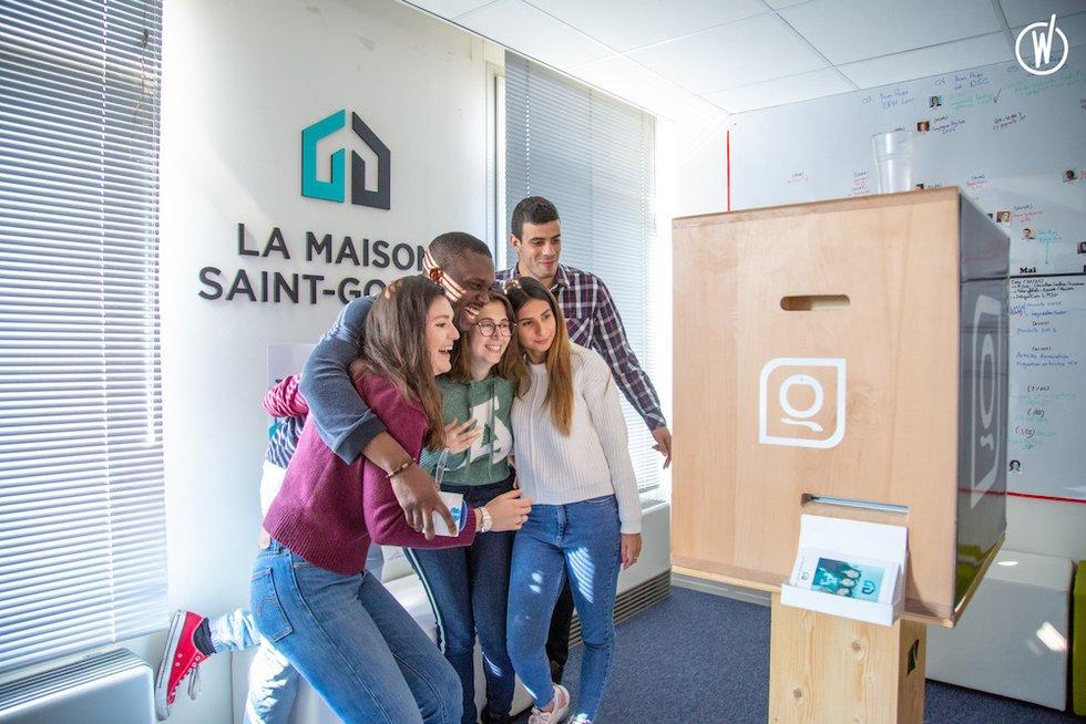 Découvrez la culture d'entreprise La Maison Saint-Gobain - La Maison Saint-Gobain