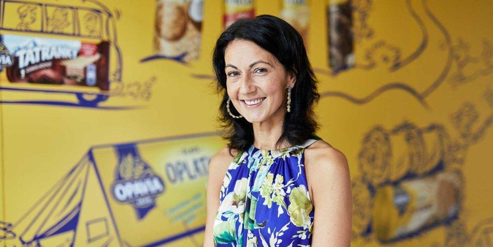Lucie Grunclová, Customer Service & Logistics Manager CZ/SK/HU - Mondelēz International - centrála