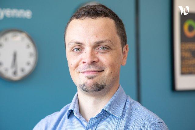 Rencontrez Damien Guy, Directeur Pôle Stockage - EDF Store & Forecast