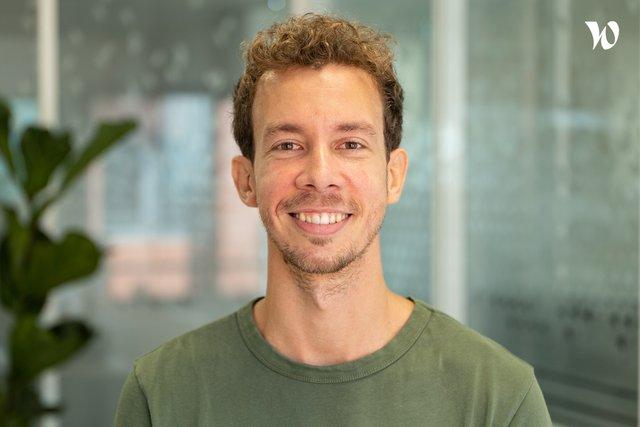 Rencontrez Adrien, Ingénieur Développement - Sogelink - Geodesial Group