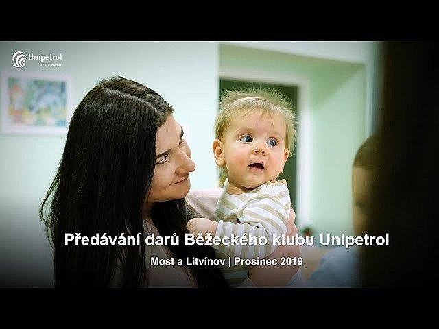Předávání darů - ORLEN Unipetrol