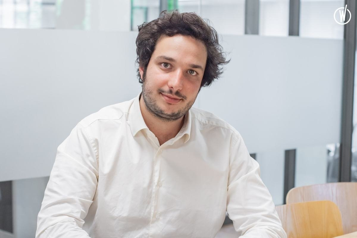 Rencontrez Kilian, Founder-CSO  - Hipto