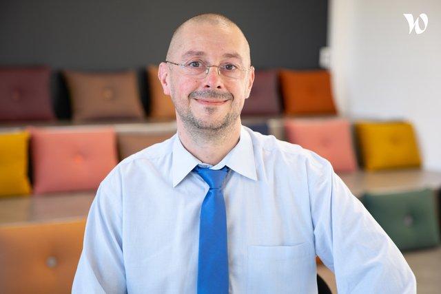 Rencontrez Sébastien, Directeur BL Technology - NOVENCIA Group