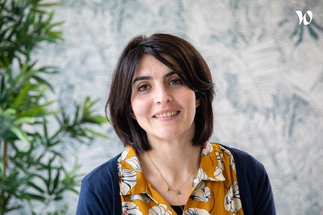 Meet Daphné, Consultant web-marketing - IRIS Interactive