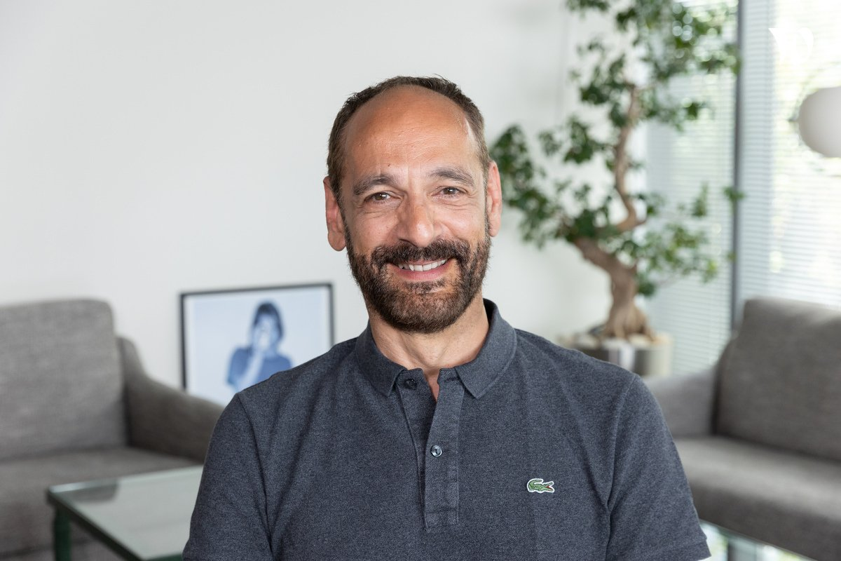 Rencontrez Alain, Président - Warner Music France