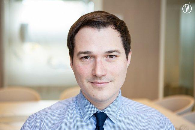 Rencontrez Jean-Christophe, Responsable Data Intelligence - Dr Pierre Ricaud