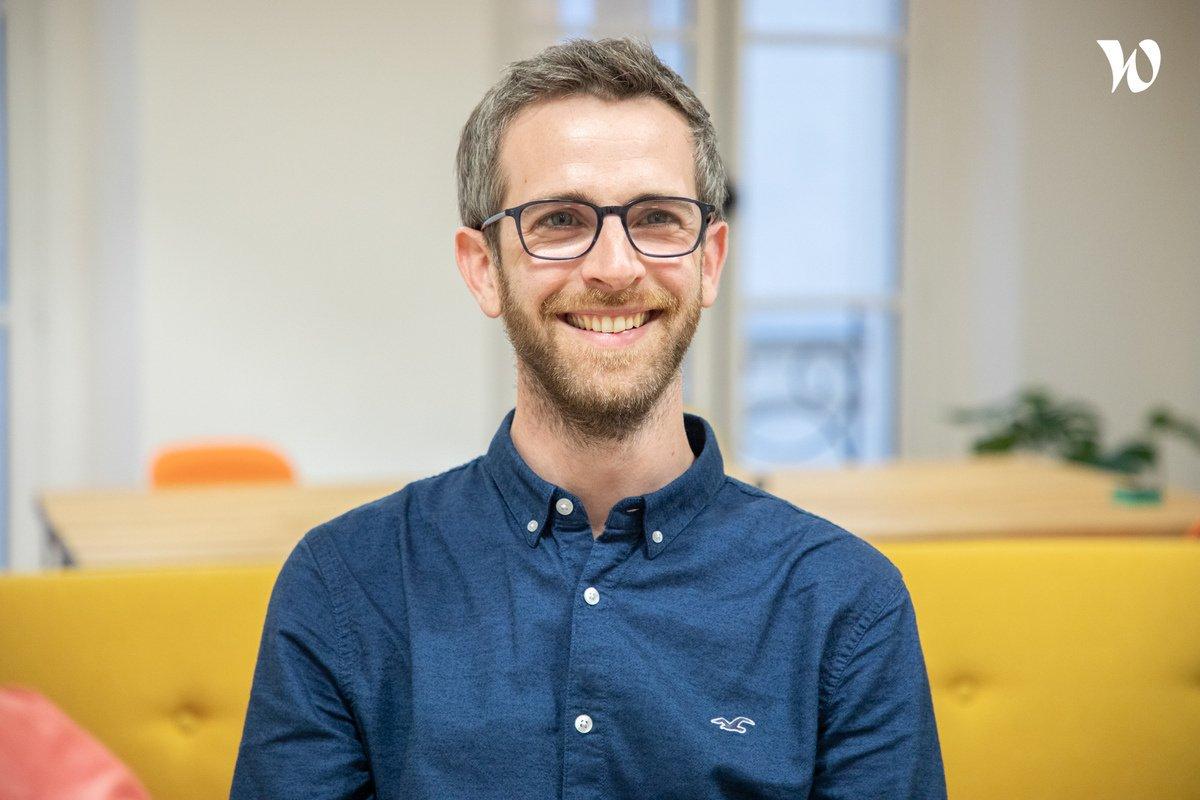Rencontrez Raphaël Tronc, Directeur Technique et associé - Manadge