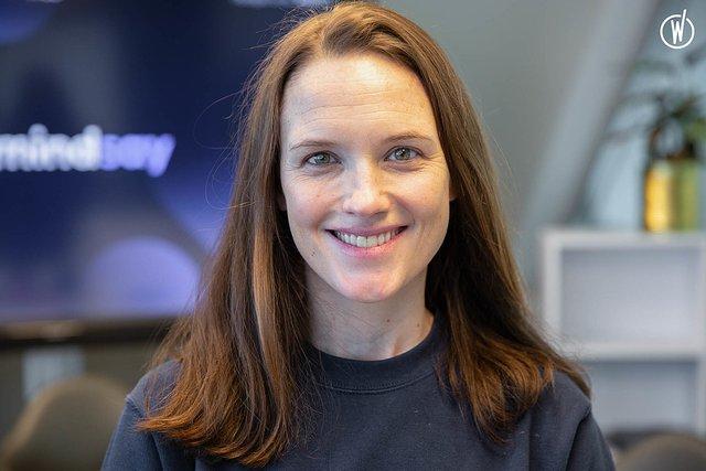 Rencontrez Bonnie, VP Marketing - Mindsay