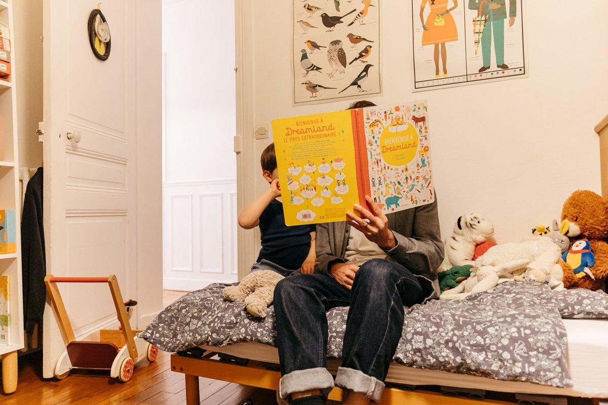 Congé paternité prolongé : maintenant, il faut le prendre !