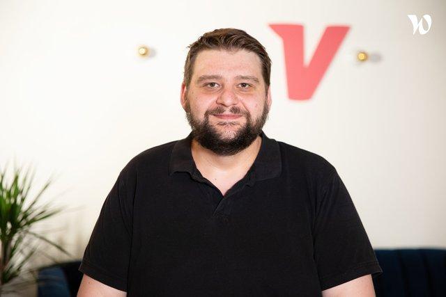 Rencontrez Jérémy, Head of Marketing - Vroomly