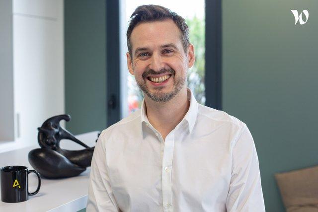 Rencontrez Antoine, CEO - Sitaci
