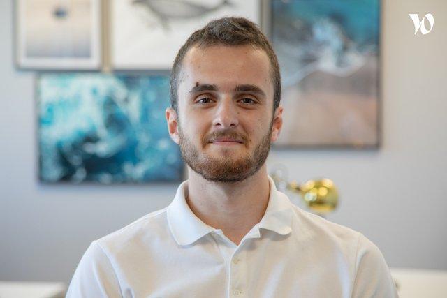 Rencontrez Lucas, Administrateur réseaux - Axess Groupe