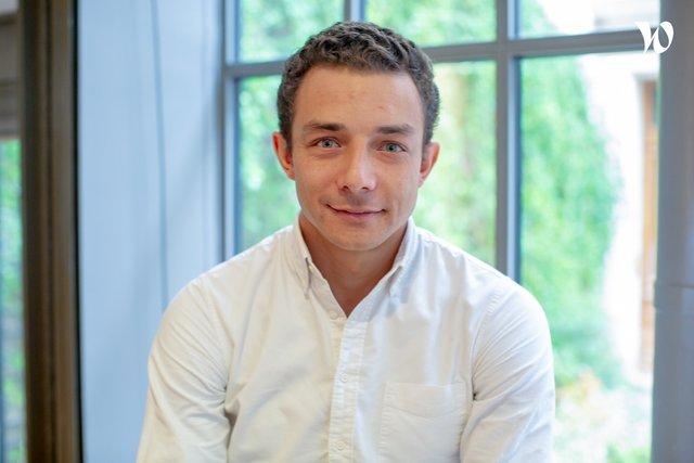 Meet Alexandre, CEO & Cofounder - Upflow