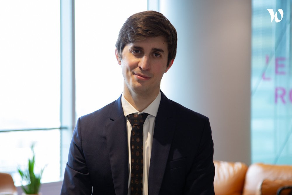 Rencontrez Thibault, Manager dans l'équipe People & Strategy - BearingPoint France