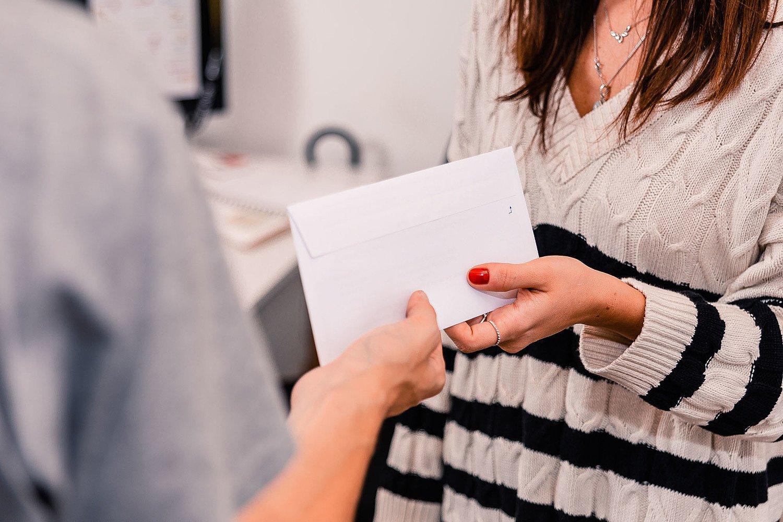 Incluir una una carta de presentación si tienes un perfil júnior