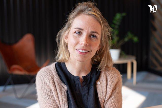 Rencontrez Aude Viaud, Co founder Il Etait Plusieurs Fois - Imagination Machine