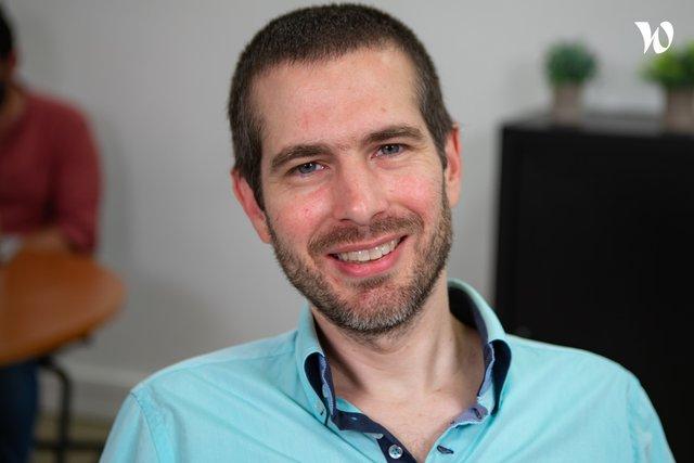 Rencontrez Emmanuel, Co-fondateur  - Blastream