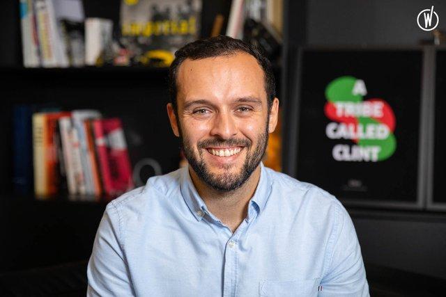 Rencontrez Alex, CEO - Clint