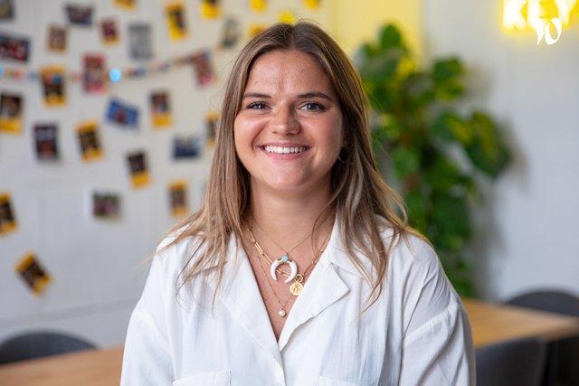 Rencontrez Caroline, Consultante Web Marketing - Digitalkeys