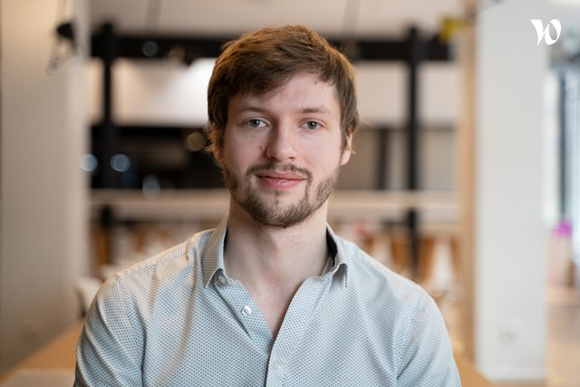 Rencontrez Corentin, Lead Online Developper - Tilak Healthcare