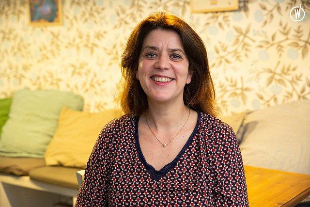 Rencontrez Géraldine Dupré , Directrice de la relation - Fabrique Spinoza