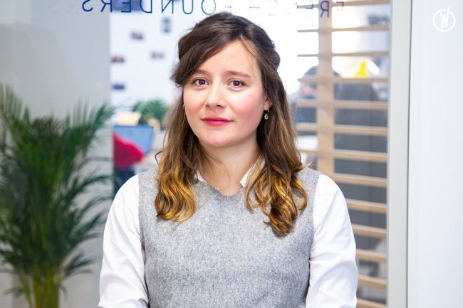 Meet Anna, Director France, Belgium and Insiders Clubs (Investors Club, SaaS Club) - FrenchFounders