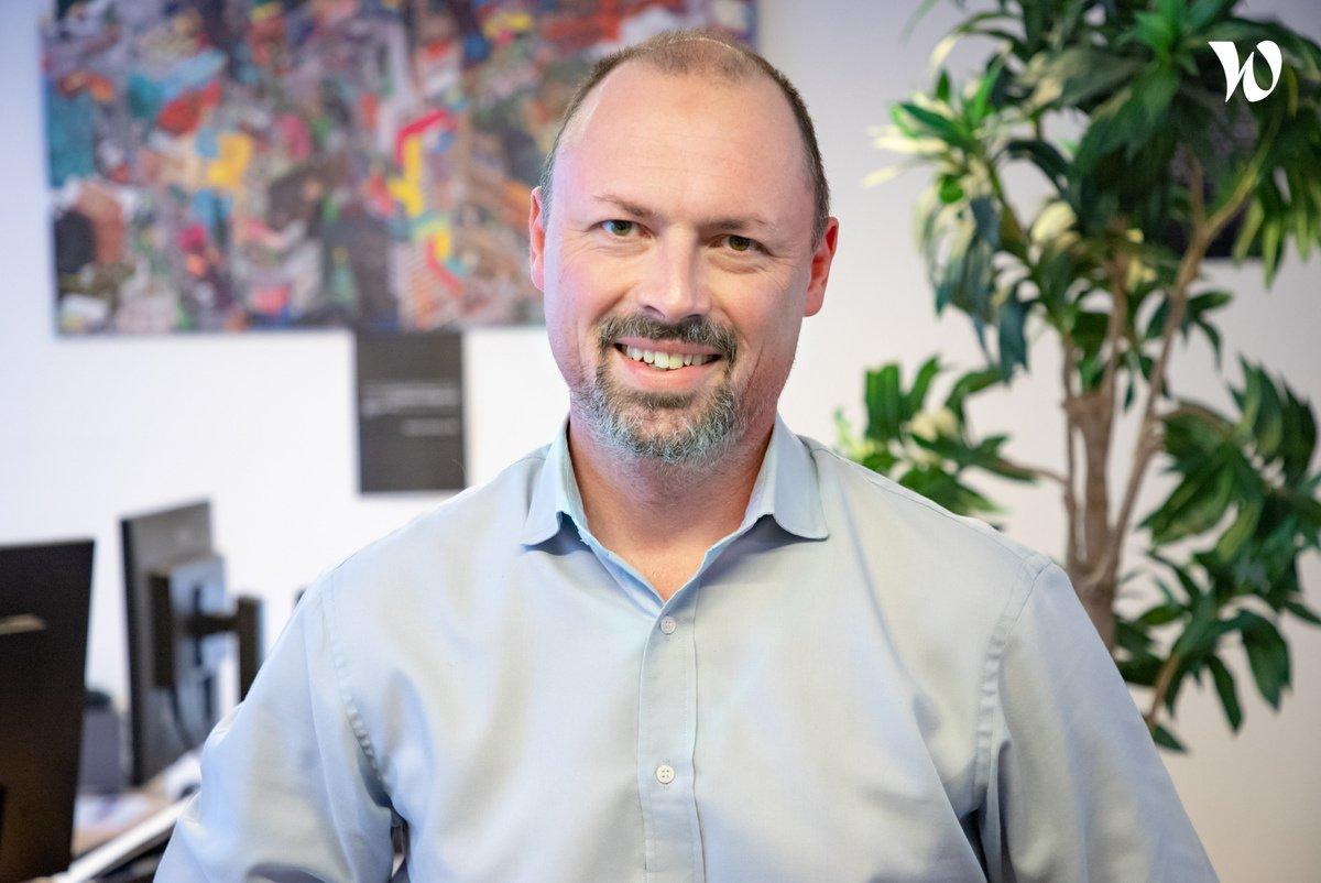 Meet Sebastien Brangoulo, Directeur Développement - Unissey
