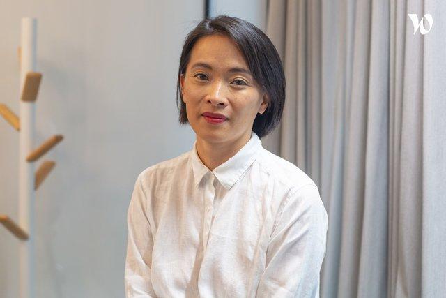 Rencontrez Karine, Directrice du Développement - Human and Work