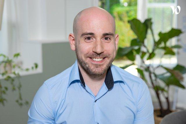 Rencontrez Jérémy, Développeur web - Getraline