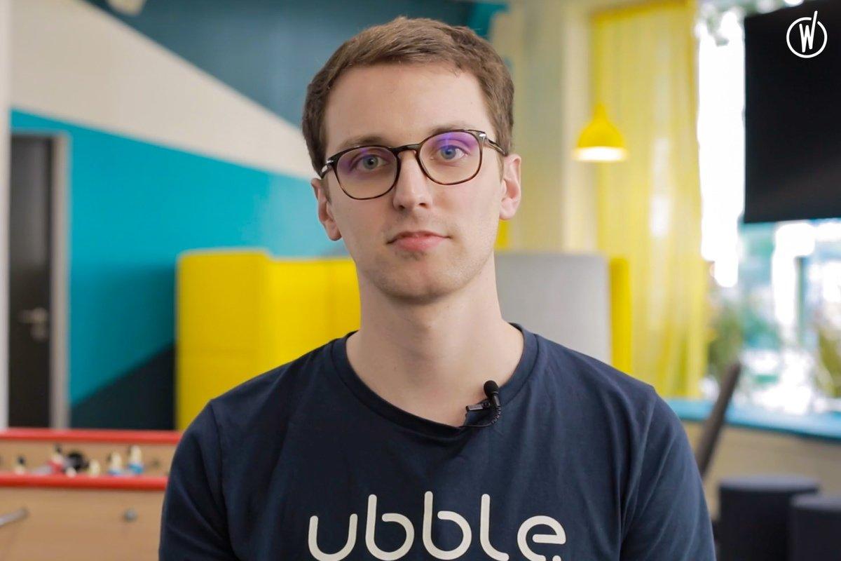 Rencontrez Damien, Développeur Fullstack - Ubble