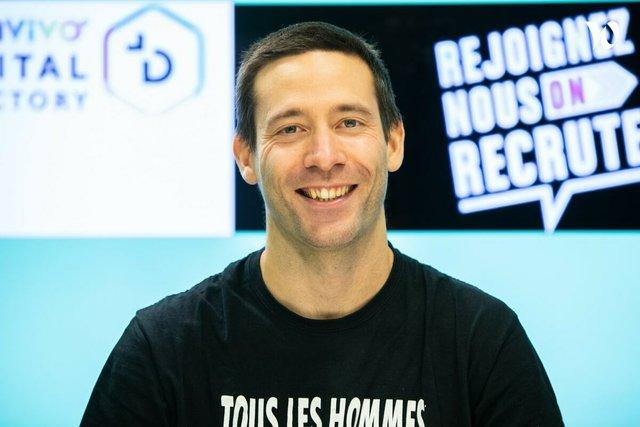 Rencontrez François Xavier, CTO - InVivo Digital Factory