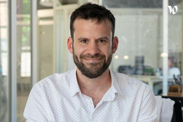 Rencontrez Marc, Data science / product owner - iweech (Bellatrix)