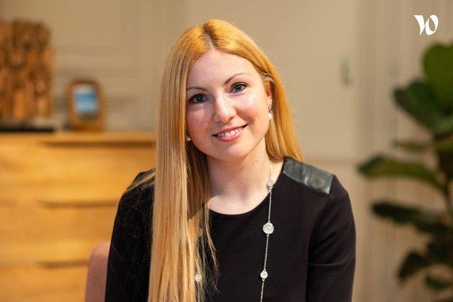 Rencontrez Natalia, Customer Success Manager de Click & Coach - Talentis