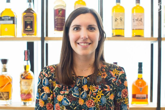 Rencontrez Claire, Responsable Marketing -  Marques Exclusives - La Maison du Whisky