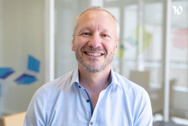 Rencontrez Frédéric, SVP Worldwide Sales - inWebo