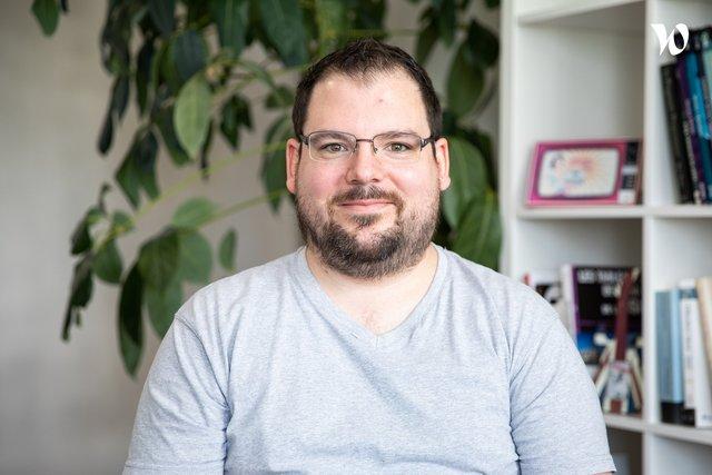 Rencontrez Kevin, Ingénieur Web - Klee Interactive - KLEE GROUP