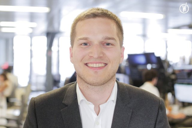 Rencontrez Nicolas, Quant Trader - ABC arbitrage