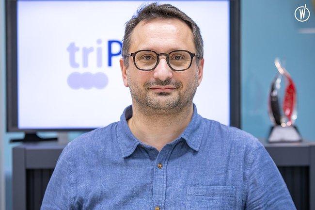 Rencontrez Mathieu, CEO - triPica