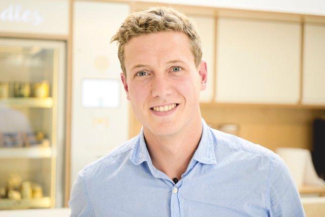 Rencontrez Michael, CEO - Foodles