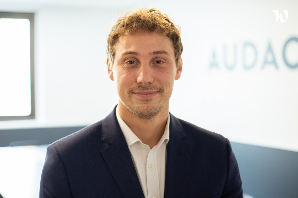 Rencontrez Auguste, Directeur des Clients Nationaux - Good Goût