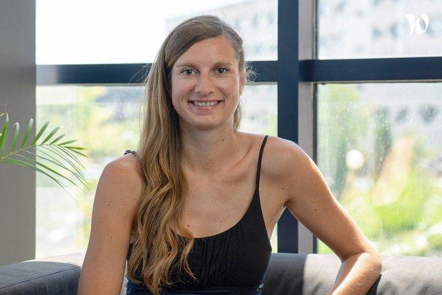 Rencontrez Mathilde, Office manager - CodinGame