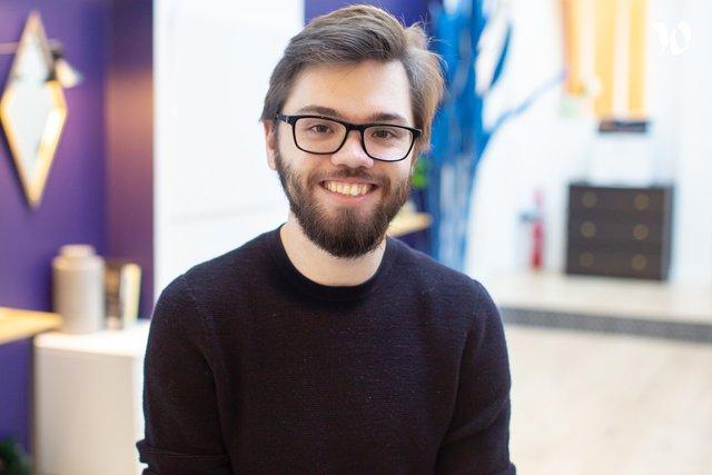 Rencontrez Martin, Lead Dev - Spectral