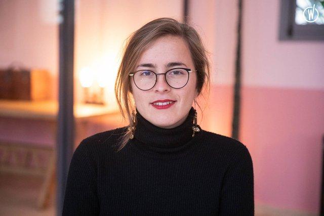 Rencontrez Juliette, Chargée de recherches senior - Ithaque Medical