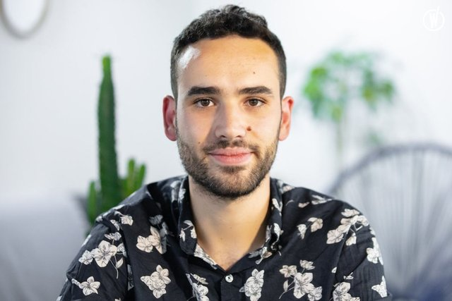 Rencontrez Axel, Full stack developer - Hublo