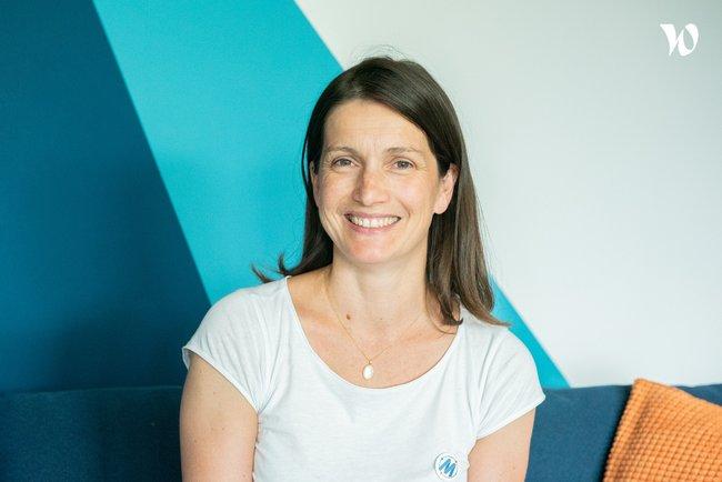 Rencontrez Carole, Co-fondatrice & Directrice générale associée - Le Mercato de l'Emploi