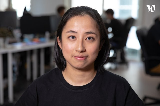Rencontrez Xiaoyu, Business analyst - FairMoney